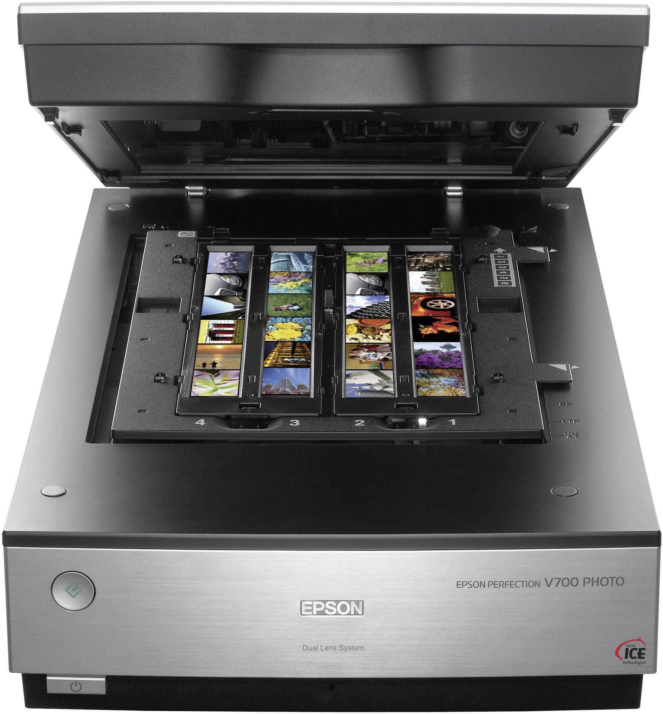 Epson Perfection V700 Photo Flatbed Scanner Usb Firewire