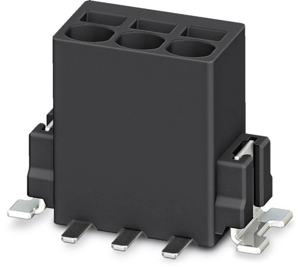 Fjederkraftsklemmeblok Phoenix Contact PTSM 0,5/ 2-2,5-V SMD R44 0.50 mm² Poltal 2 Sort 400 stk
