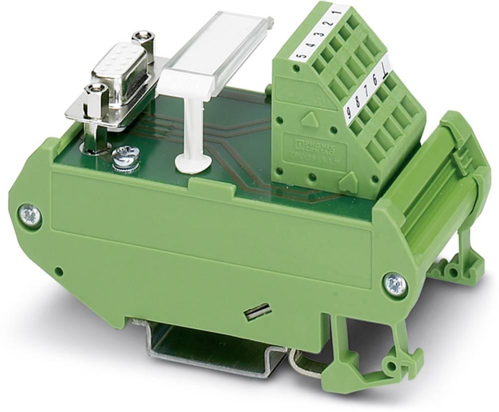FLKMS-D 9 SUB/B/ZFKKDS/PE - Prenosni modul FLKMS-D 9 SUB/B/ZFKKDS/PE Phoenix Contact vsebina: 1 kos