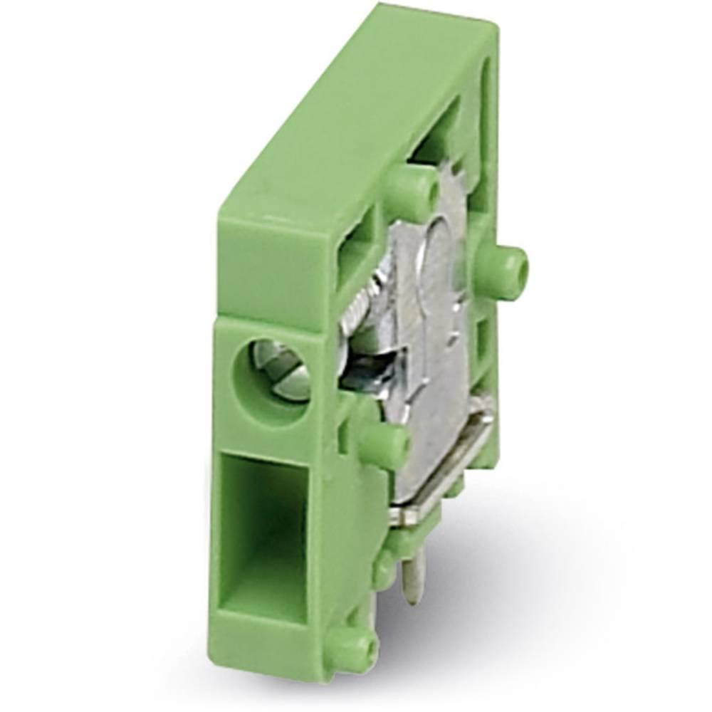 Tre-etagesklemme Phoenix Contact MK3DS 3/ 3-5,08 BK 2.50 mm² Poltal 9 Sort 50 stk