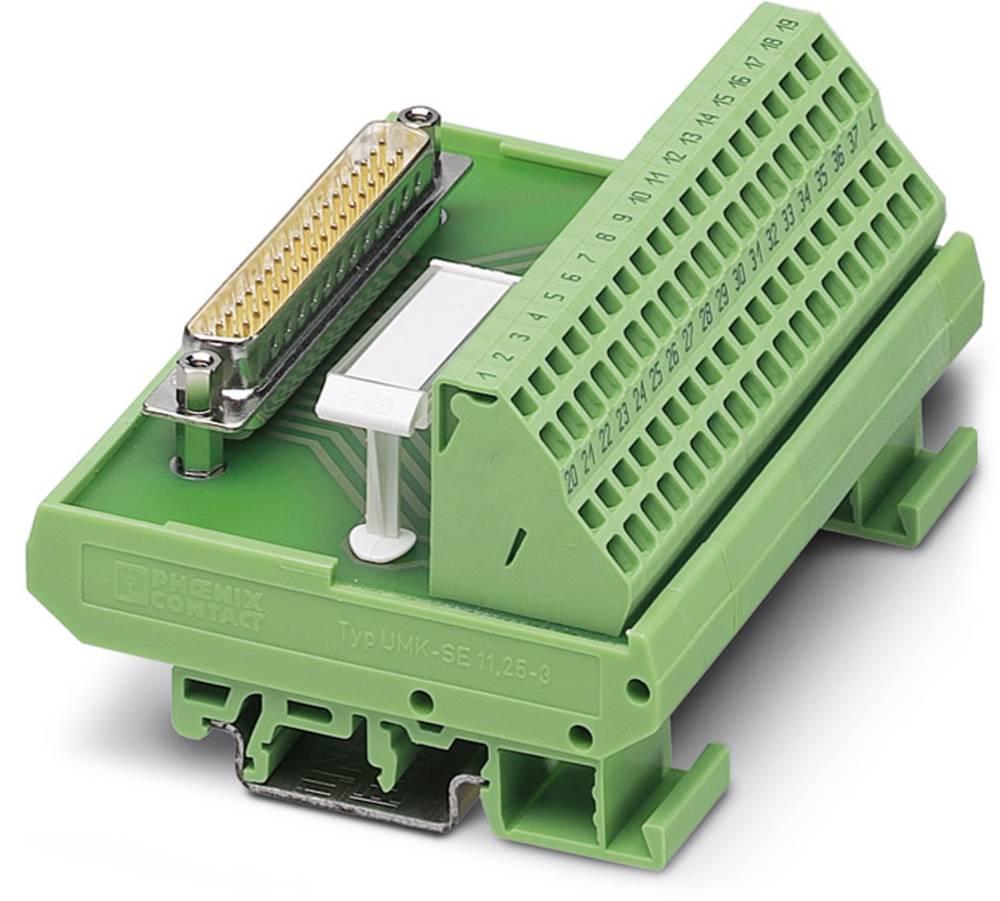 FLKM-D 9 SUB/B/ZFKDS - Prenosni modul FLKM-D 9 SUB/B/ZFKDS Phoenix Contact vsebina: 1 kos