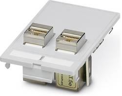VS-SI-FP-2DSUB9-GC-BU / ST - Data frontplade Phoenix Contact VS-SI-FP-2DSUB9-GC-BU/ST 1 stk