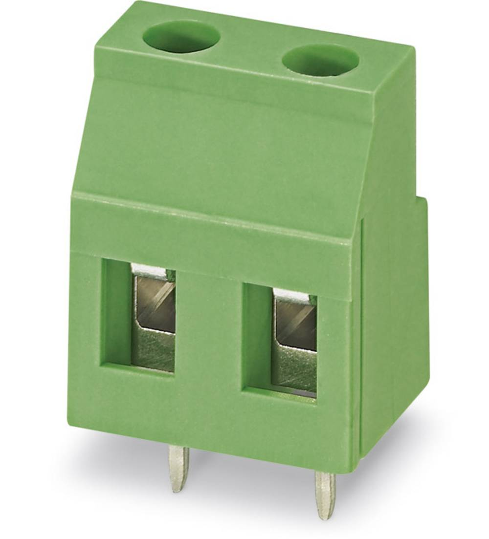 Skrueklemmeblok Phoenix Contact GMKDS 3/ 3-7,62 2.50 mm² Poltal 3 Grøn 100 stk