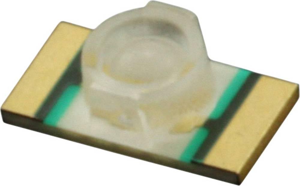 SMD LED Dialight 597-6301 -602F 3216 411 mcd 70 ° Grøn