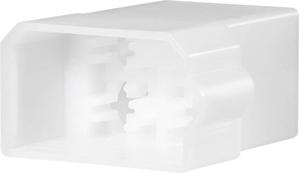 Tilslutningskabinet-kabel FASTIN-FASTON Samlet antal poler 8 TE Connectivity 163008 Rastermål: 9.10 mm 1 stk