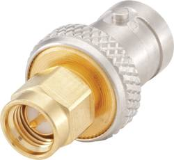 SMA-adapter SMA-stik - BNC-tilslutning Rosenberger 32S151-K00L5 1 stk