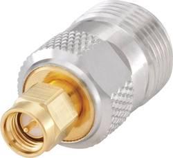 SMA-adapter SMA-stik - N-tilslutning Rosenberger 32S153-K00L5 1 stk