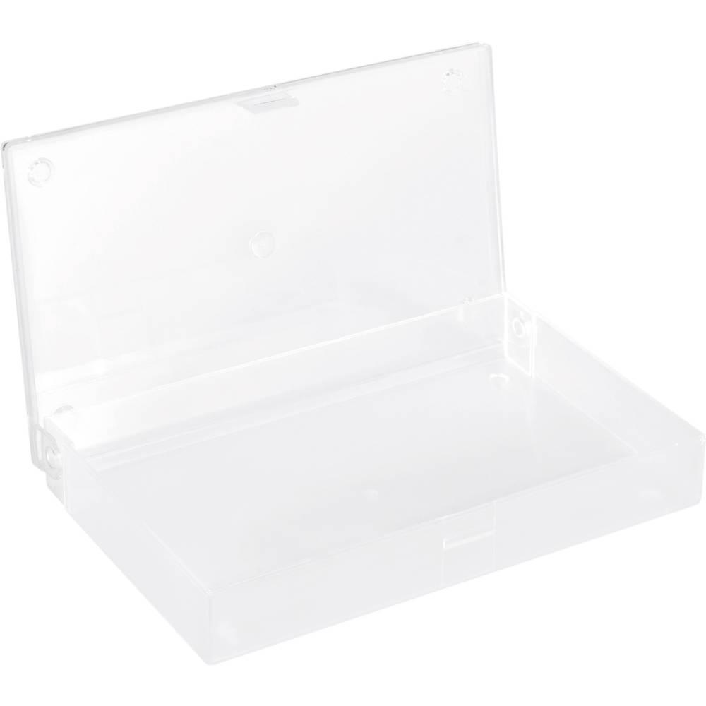 Sortirna škatla (D x Š x V) 164 x 31 x 101 mm št. predalov: 1 fiksna pregraditev