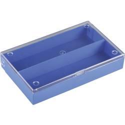 Sortirna škatla (D x Š x V) 164 x 31 x 101 mm št. predalov: 2 fiksna pregraditev
