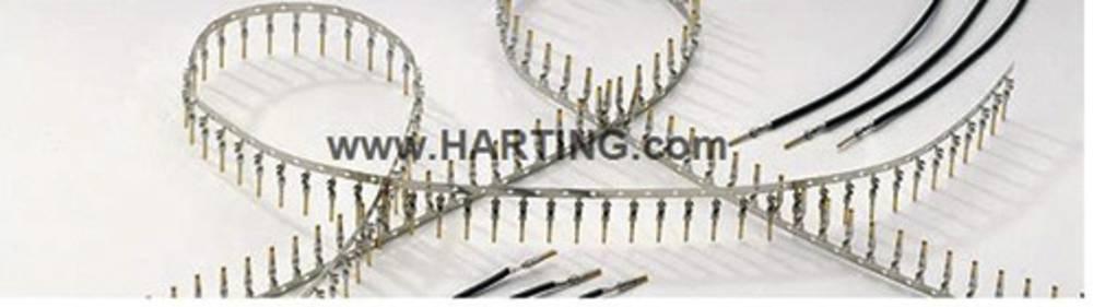 Pinski kontakt AWG min.: 24 AWG maks.: 20 iz bakrove zlitine versrebrne barvet 6.5 A Harting 09 67 000 8178 1 kos