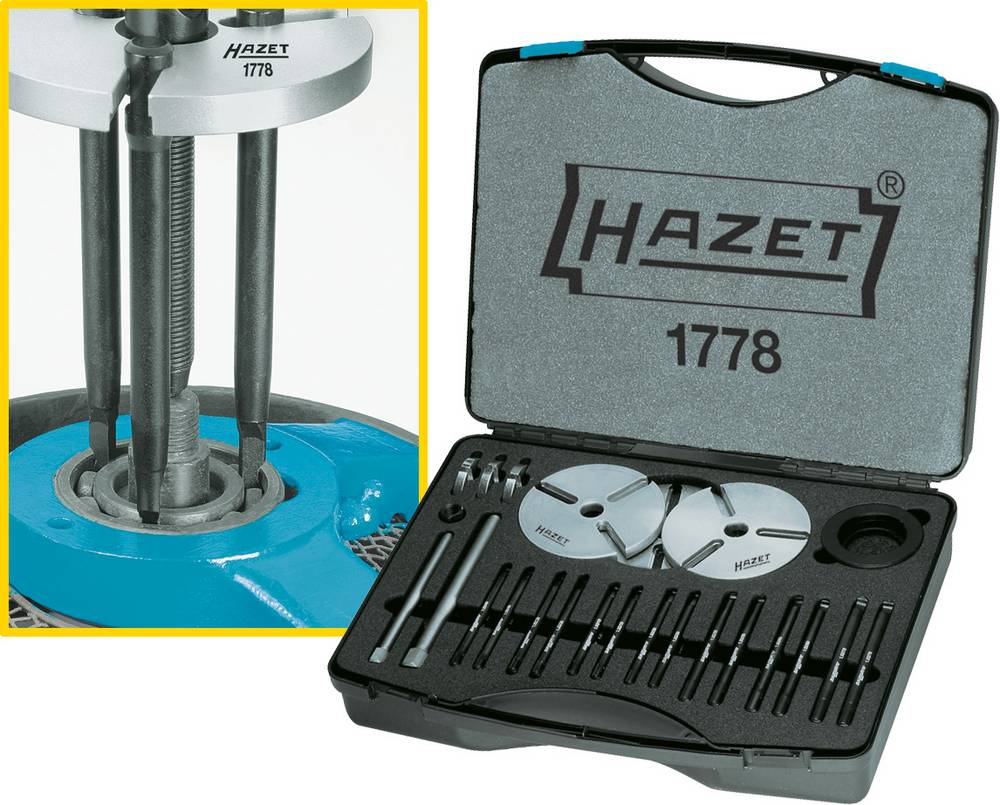 Ball Bearing Puller Set Hazet 1778-3/40