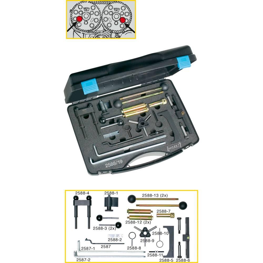 Motor Timing Tool 19tlg. Hazet 2588/19
