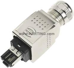 Sensor-/Aktor-datastikforbinder Harting 09 35 221 0401 1 stk