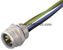 Sensor- /aktor-stikforbinder til indbygning Harting HARAX® 7/8 1 stk