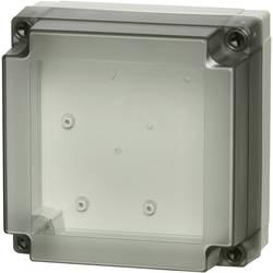 Kabinet til montering på væggen, Installationskabinet Fibox MNX PCM 125/100 T 130 x 130 x 100 Polycarbonat 1 stk