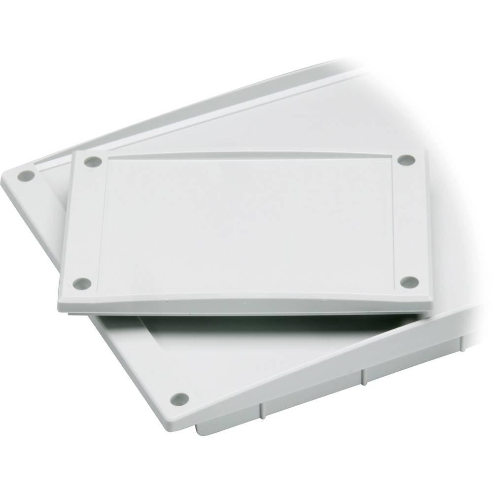 Frontramme Fibox CARDMASTER FC PC 21/18 7720100 Polycarbonat Lysegrå (RAL 7035) (L x B x H) 213 x 125 x 20 mm 1 stk