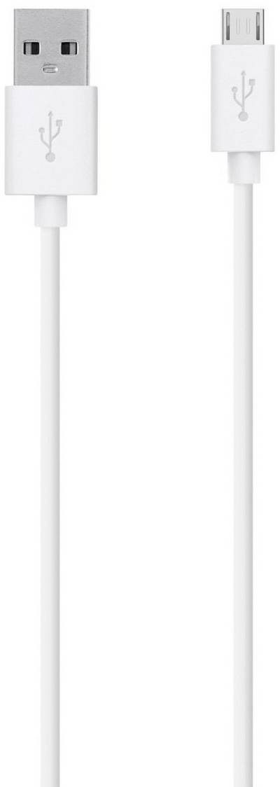 Compare cheap offers & prices of Belkin Mixit Colour Range 2m Micro Usb Cable In White manufactured by Belkin