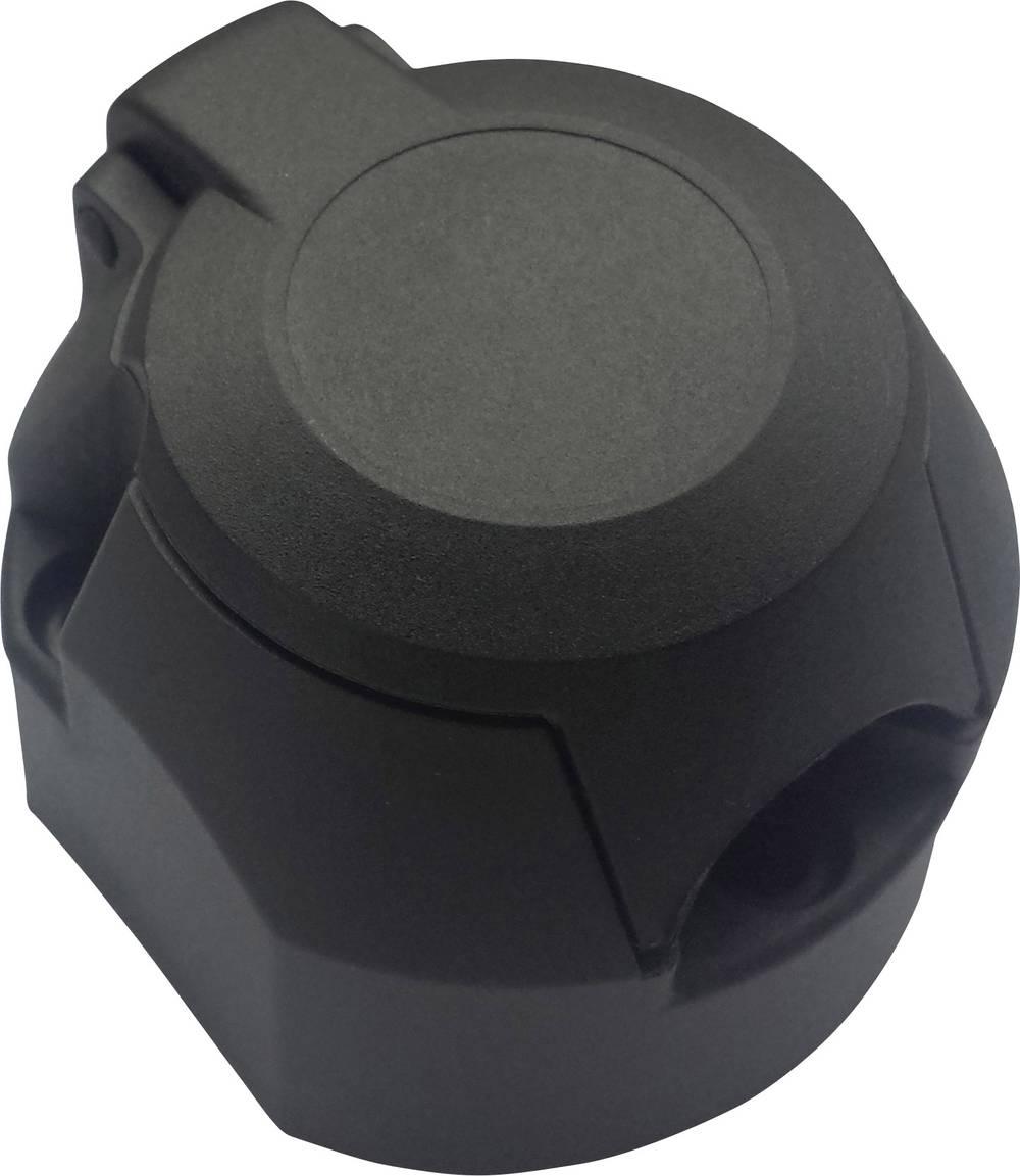 SecoRüt 7-polet stikdåse i plast