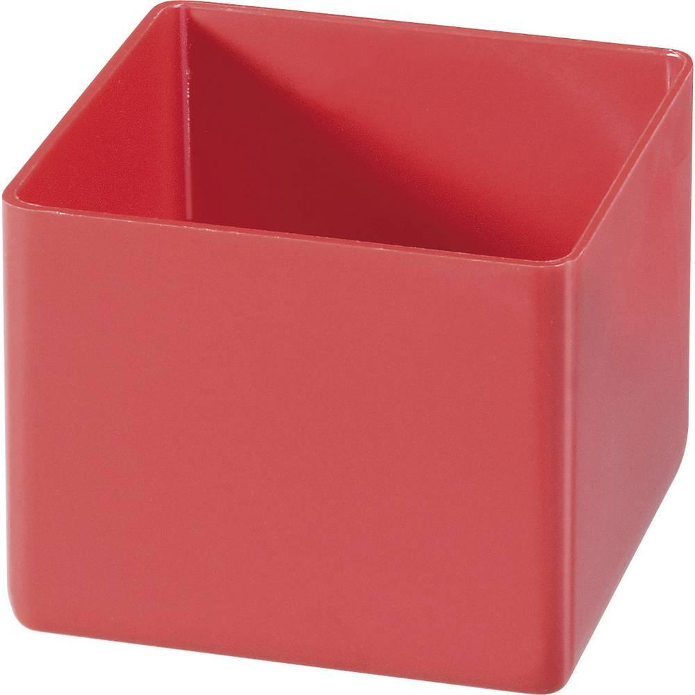 Vložek za sortirni kovček (D x Š x V) 54 x 54 x 45 mm Alutec št. predalov: 1