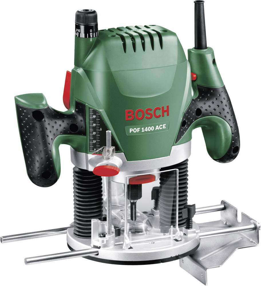 Bosch namizni rezkalnik POF 1400 ACE, 1400 W 060326C800