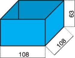 ASSORTMENT BOX BLUE