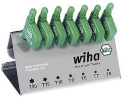 Image of Workshop Screwdriver set 7-piece Wiha TORX 370 VB TORX socket