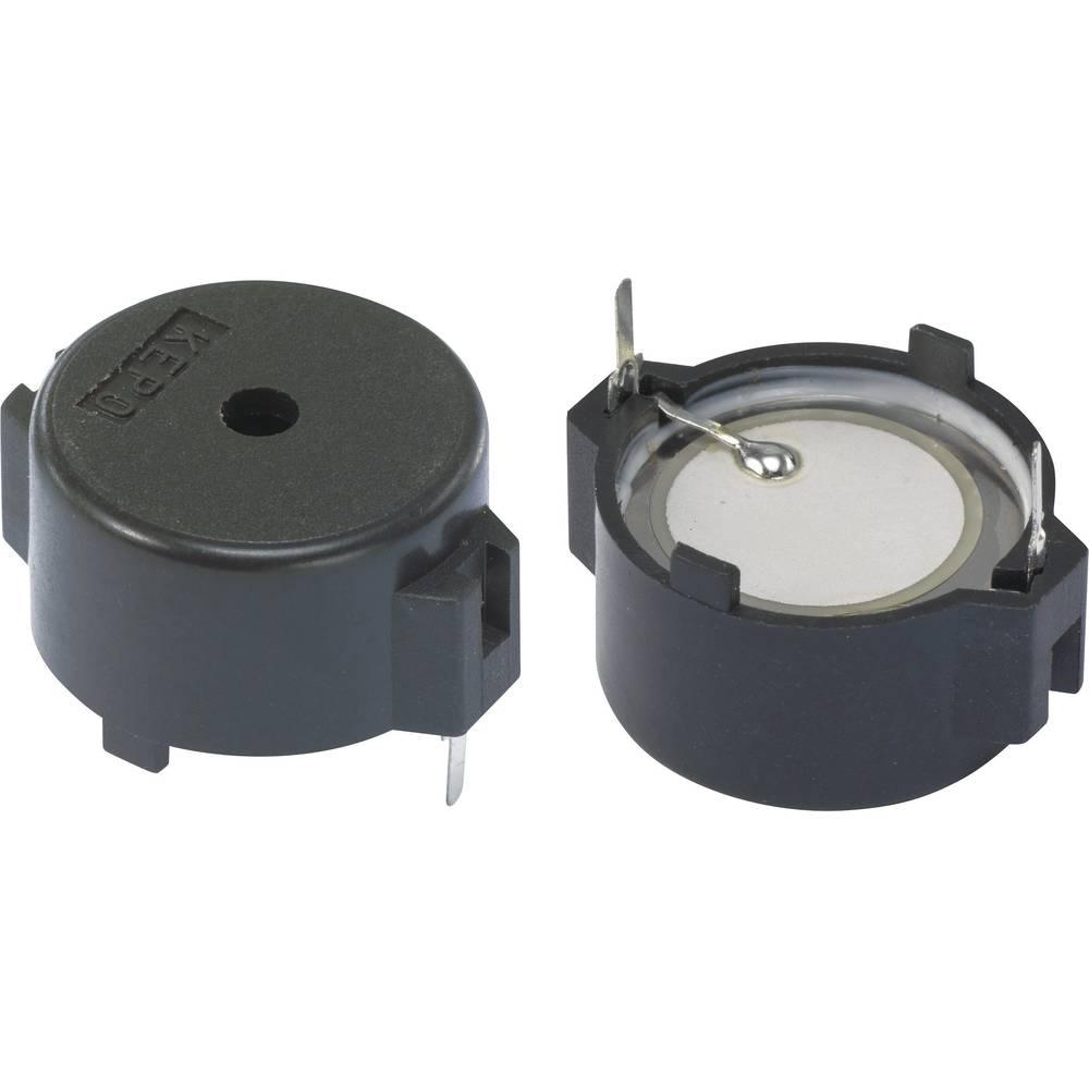 Piezo dajalnik signala KP-serija razvoj hrupa: 83 dB 12 V vsebina: 1 kos. KPT-G1911-K9206 KEPO