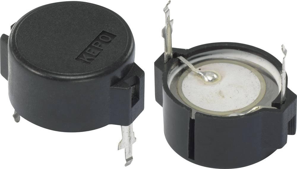 Piezo dajalnik signala KP-serija razvoj hrupa: 80 dB 12 V vsebina: 1 kos. KPT-G1912-K9207 KEPO