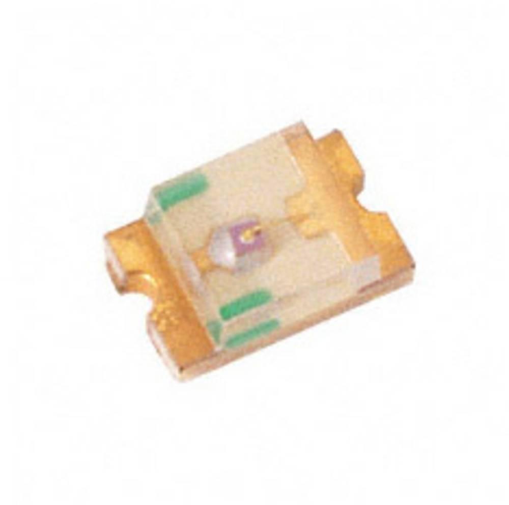 SMD LED OSRAM LS Q976-NR-1 1608 104 mcd 160 ° Rød