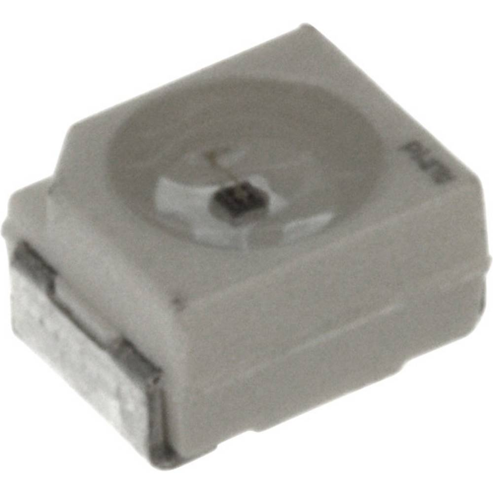 SMD LED OSRAM PLCC2 370 mcd 120 ° Rød