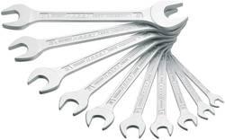Skruenøgle-sæt Hazet 450N/10 10 dele 6 - 32 mm DIN 3110