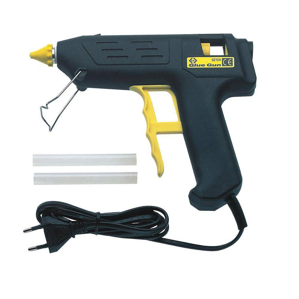 Profesionalna lepilna pištolaC.K. T6215A, evropski vtič