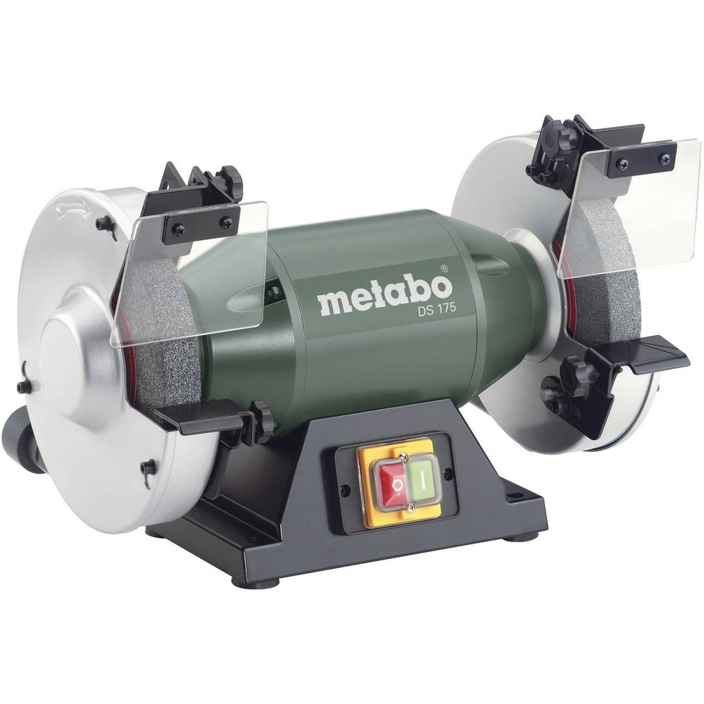 Metabo Ds 175 Twin Wheel Bench Grinder 500 W 175 Mm