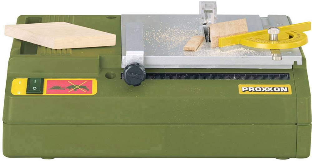 Proxxon Micromot KS 230 Bench Circular Saw