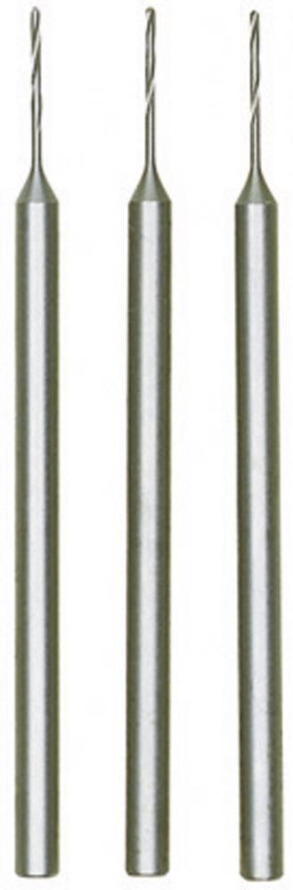 HSS mikro spiralni sveder Proxxon Micromot 28854, 1,0 mm, 44mm, 3 kosi, O stebla: 2,35 mm 28 854