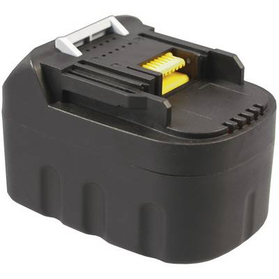 Akku Power APMA/MS 12 V/3,0 Ah P599 Tool battery Replaces original battery Makita BH-1220 12 V 3 Ah NiMH