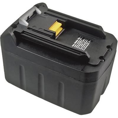 Akku Power APMA/MS 24 V/3,3 Ah P5209 Tool battery Replaces original battery Makita BH 2430, Maktia BH 2433 24 V 3.3 Ah NiMH