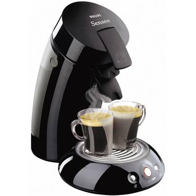 SENSEO® Original HD7810/60 Pod coffee machine Black from Conrad.com