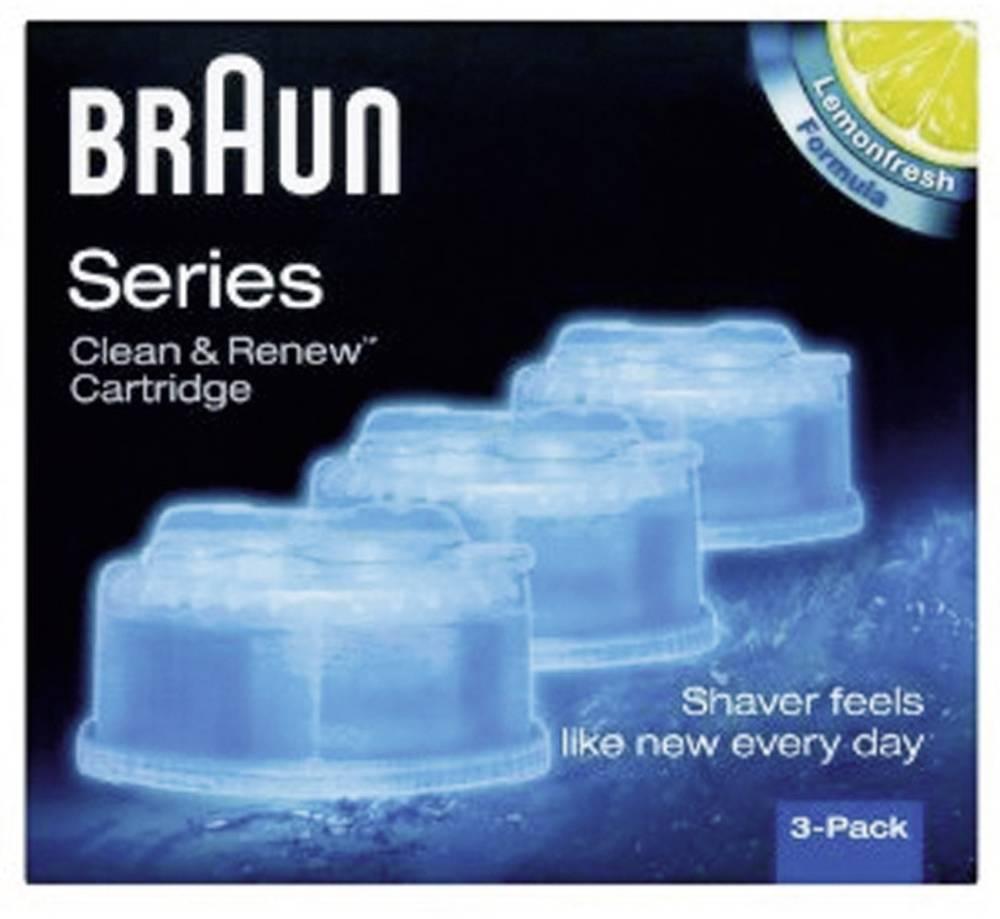 Patrone za čišćenje Braun CCR3, pakiranje od 3 komada 382355