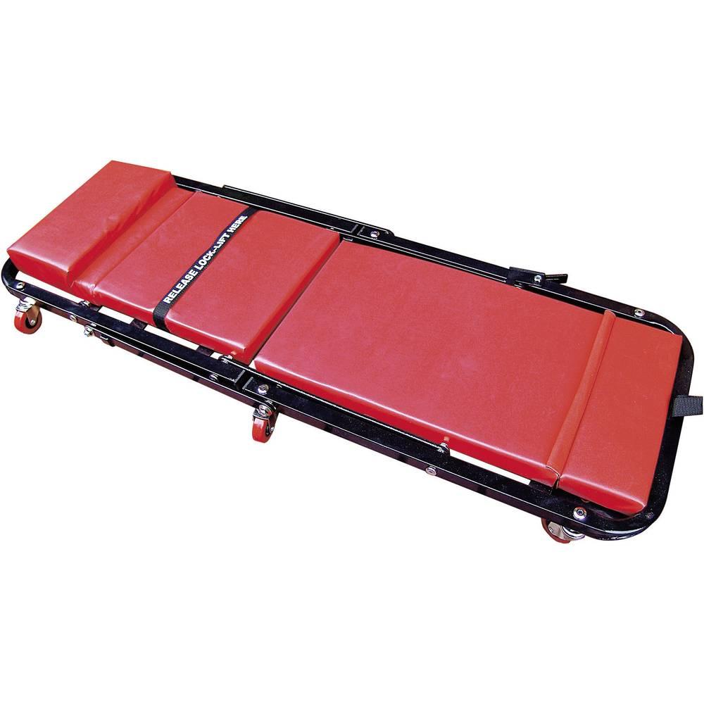 Montagerullebræt og rullesæde med hovedpolster 1 stk
