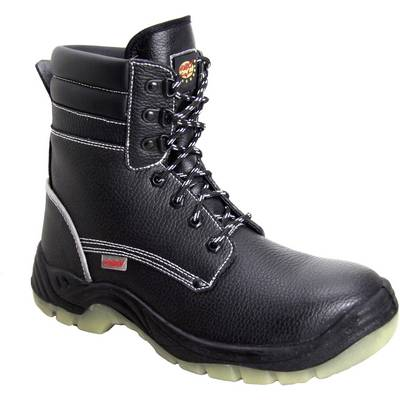 Safety work boots S3 Size: 46 Black L+D worky Safety Line Brixen 2432 1 pair