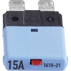 Sikringsautomat Standard Fladsikring 15 A Blå 1610 CE1610-21-15A 1 stk