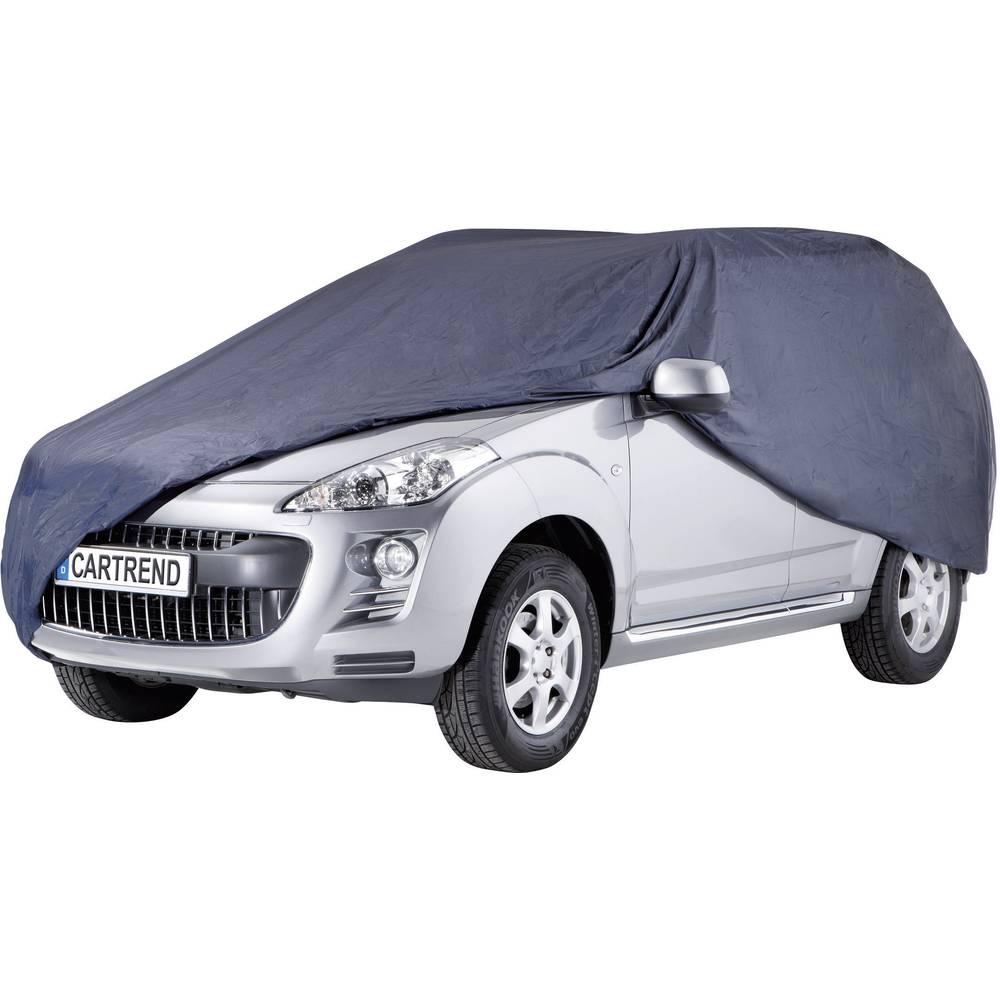 Fuldgarage til personbiler Helgarage cartrend SUV Vollgarage wetterfest SUV (L x B x H) 503 x 213 x 172 cm Audi Q5, Ford Kuga, O