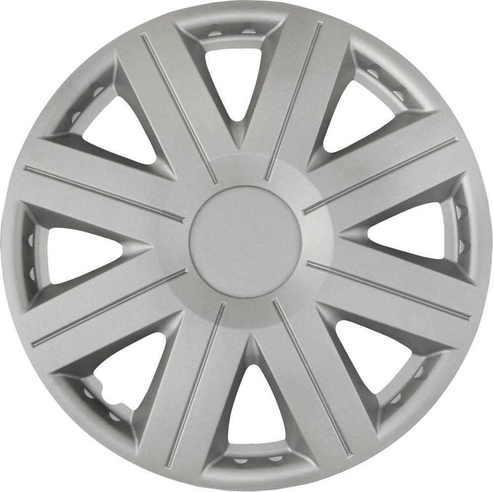 Hjulkapsel Active cartrend Active R14 Sølv 1 stk