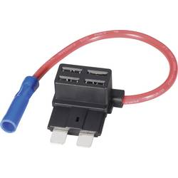 CE Adapter za ploščato varovalko z odcepom, prečni prerez kabla: 1,5 mm2 standardna varovalka