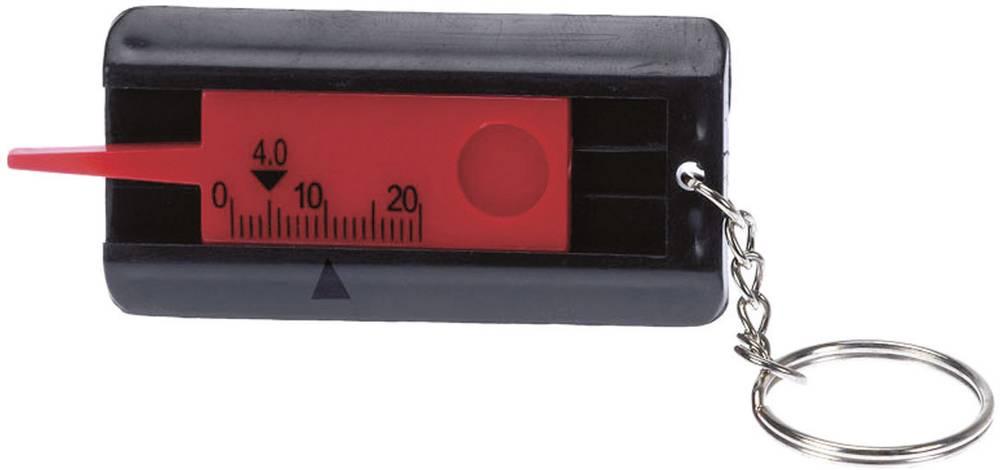 Dækprofilmåler Analog, mekanisk Måleområde dybde 0 - 20 mm HP Autozubehör 18252