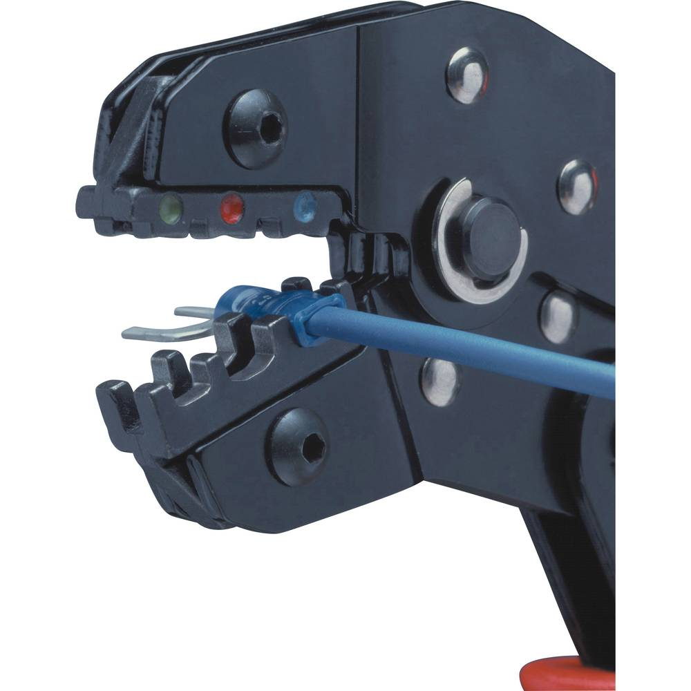 Crimper Insulated cable lugs, Insulated wire connectors 0.5 up to 6 ...
