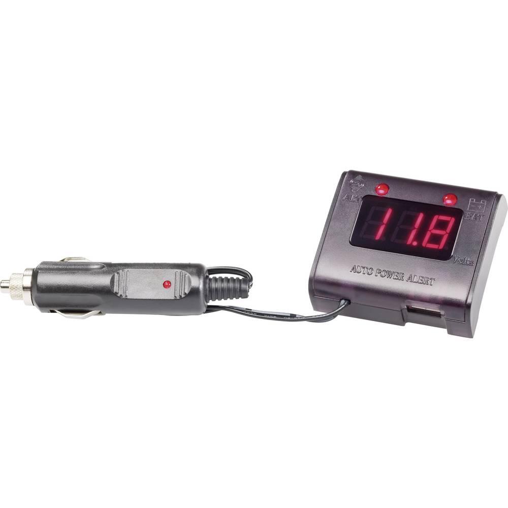 Bil-voltmeter Novitec APM-3