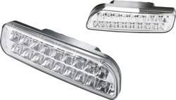 LED dnevna svjetla AEG LS 18, 18 LED, (Ĺ x V x D) 100 x 25 x 35 mm 2AEG97142