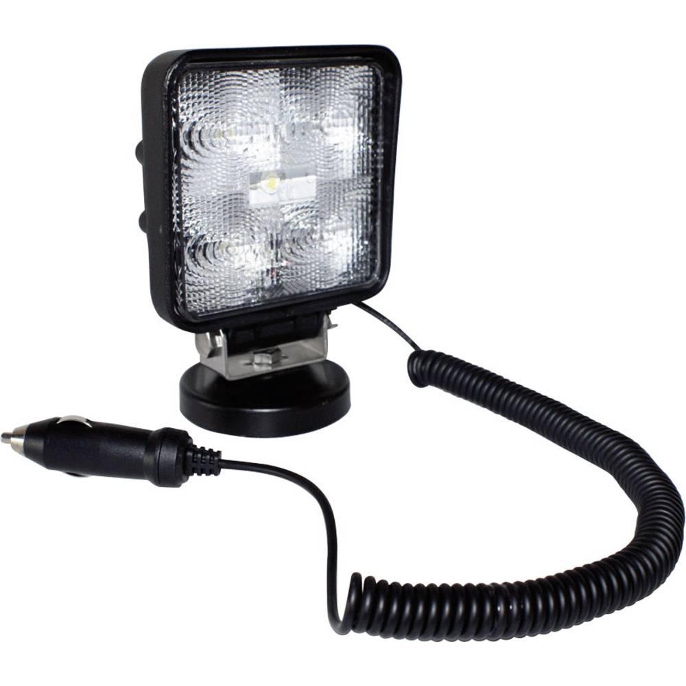 Radno LED svjetlo EAL s magnetskim podnožjem, 12/24 V, (Ĺ xV x G) 110 x 110 x 41 mm 13510 LAS